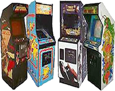 Dallas Party Table Sports Video Games Classic Arcade